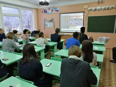 В Бессоновке состоялась районная научно-практическая конференция школьников «Трагедия семьи Романовых»