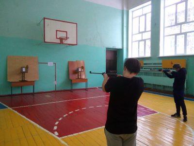 В Петропавловском благочинии прошли «Георгиевские игры»