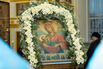 Покровский архиерейский собор приглашает пензенцев на молебен о создании семьи