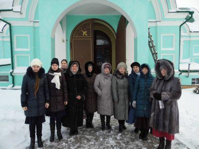 Пензенские паломники посетили Соловцовку Большую Валяевку