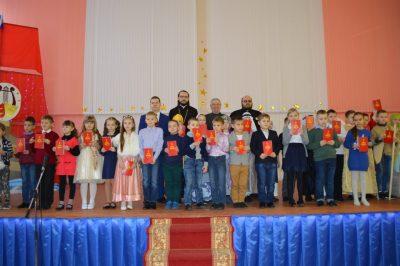 В Кадетской школе N46 состоялись Рождественские встречи