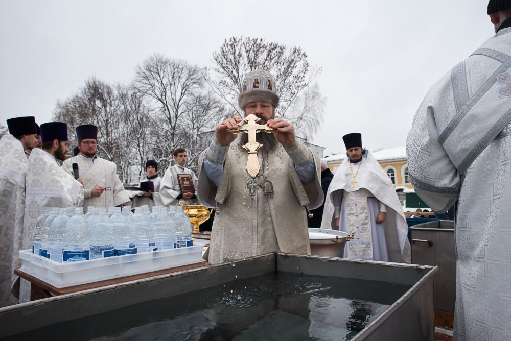 Празднование Крещения Господня в Пензенской епархии