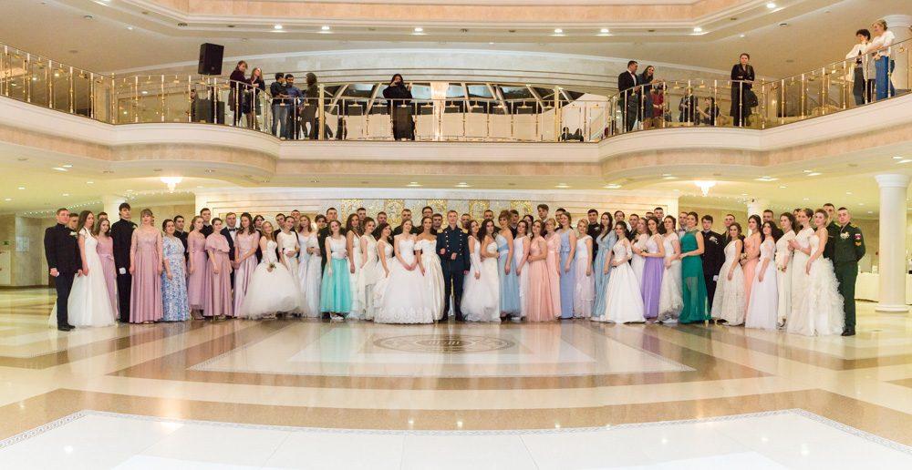 В Пензе состоялся V Сретенский молодежный бал