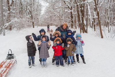 Детскому православному центру-пансиону «Серафим» исполнилось 2 года
