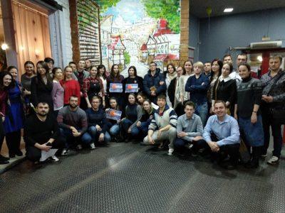 В Пензе прошел межприходской турнир по боулингу, посвященный Дню православной молодежи