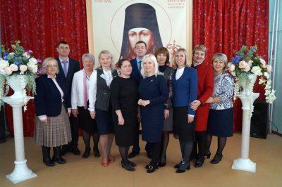 В православной гимназии состоялся финальный тур Общероссийской олимпиады школьников «Основы православной культуры»