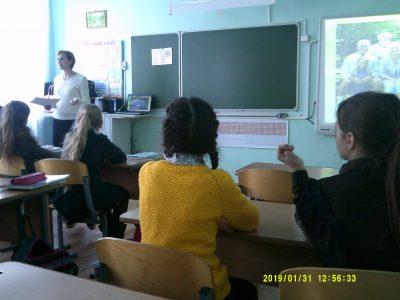 Школьникам рассказали о святых земли Пензенской