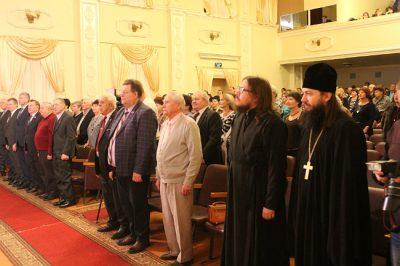 Священнослужитель посетил мероприятие, посвященное 80-летию Пензенской области