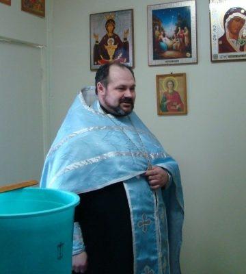 В наркологическом диспансере села Русский Ишим состоялся молебен о страждущих недугом винопития и наркомании