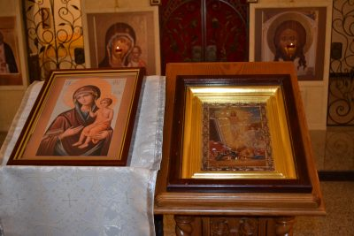 В Петропавловском храме Пензы состоялось чтение акафиста Пресвятой Богородице