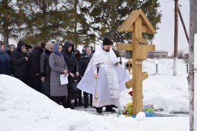 В селе Вышелей почтили память блаженной старицы Алипии (Авдеевой)