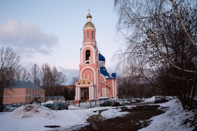 Петропавловский храм Пензы приглашает пензенцев на чтение акафистов Пресвятой Богородице