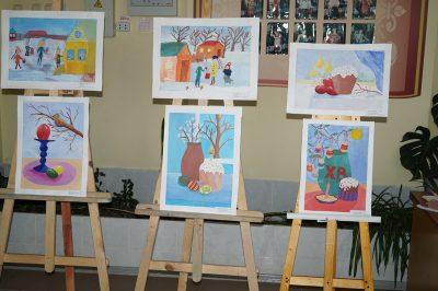 В Городищенском благочинии стартует пасхальный детский конкурс творческих работ «Пасха глазами детей»