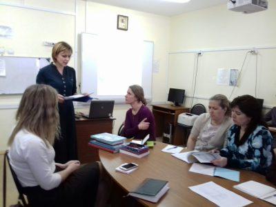 В православной гимназии прошел мастер-класс по проведению мероприятий духовно-нравственного воспитания