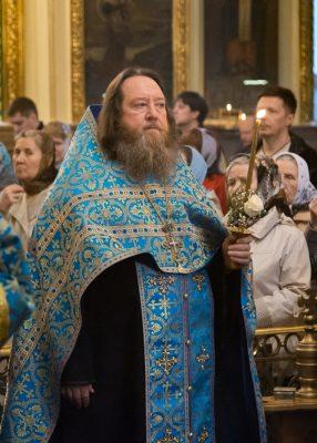 Свой юбилей отмечает митрофорный протоиерей Сергий Лоскутов