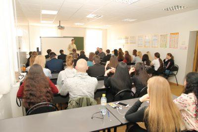 Преподаватели и студенты духовной семинарии встретились со студентами пензенских вузов