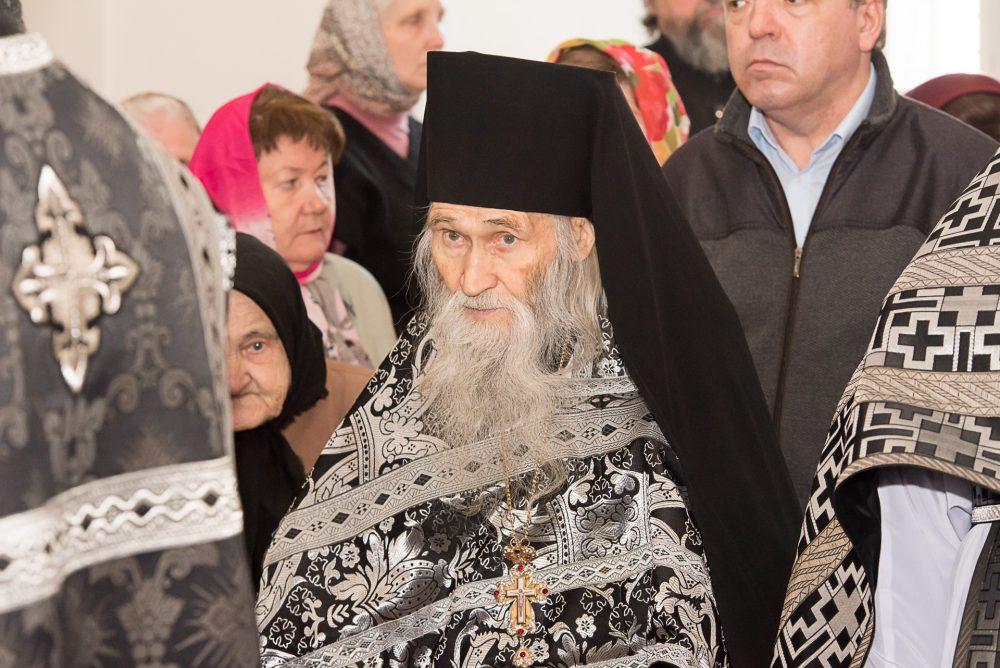Схиархимандрит Илий (Ноздрин) посетил Пензенскую епархию