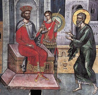 Новый выпуск радиопрограммы «Мир Православия» продолжает беседу о тайных учениках Христа