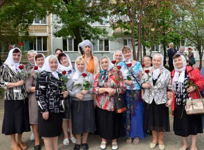 В Серафимовском храме прошло последнее в этом году занятие в клубе «Жены-мироносицы»