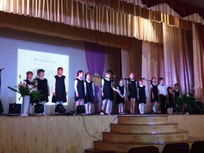 Фестиваль воскресных школ «Пасхальная радость» состоялся в Городище