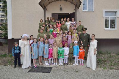 В Пензенской епархии отпраздновали День Победы