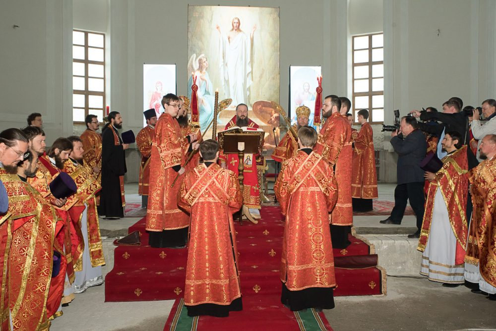 Пасхальные торжества в Пензенской епархии