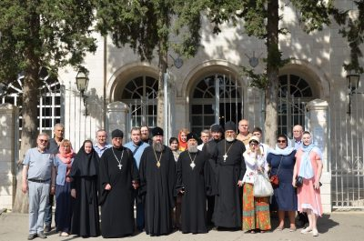 Делегация Пензенского отделения ИППО приняла участие в Международном семинаре на Святой Земле