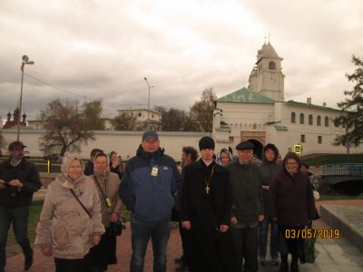 Паломники из Пензы посетили святые места Ярославской области