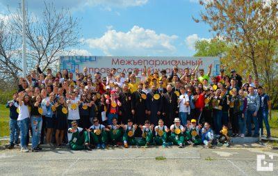 Православная молодежь Пензенской епархии приняла участие в IX Межъепархиальном православном марафоне