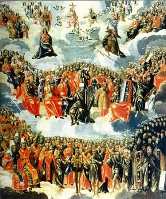 """Радиопрограмма """"Мир Православия"""". День всех святых."""