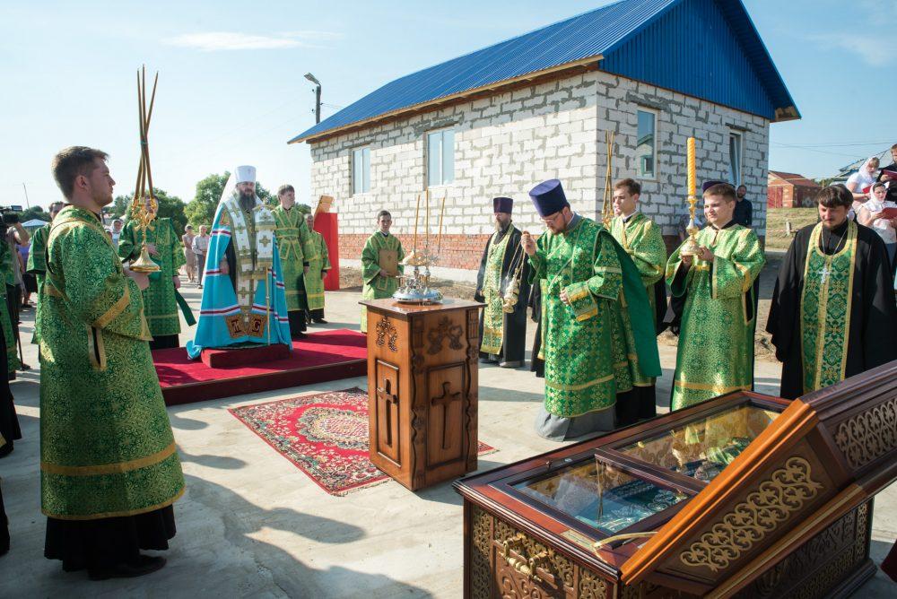 Накануне Дня памяти блаженного Иоанна Кочетовского митрополит Серафим совершил всенощное бдение
