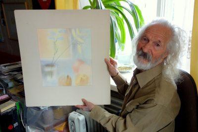4 июня в епархиальном управлении состоится выставка картин Валентина Массова