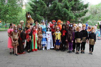 Семейный православный театр поздравил пензенцев с Днем защиты детей