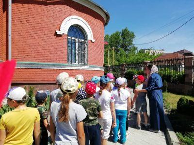 В р.п. Чаадаевка Городищенского района завершился цикл встреч с учащимися школ рабочего поселка