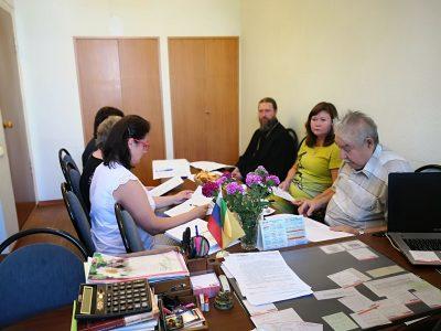 Священнослужитель принял участие в заседании Общественного совета при Управлении ЗАГС Пензенской области