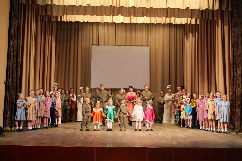 Семейный православный театр закрыл театральный сезон