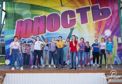В детском оздоровительном лагере «Юность» началась православная смена
