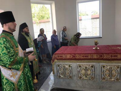 В Спасо-Преображенском мужском монастыре почтили память Марии Михайловны Киселевой
