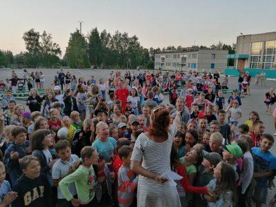 В детском лагере завершила свою работу православная смена «Ковчег»