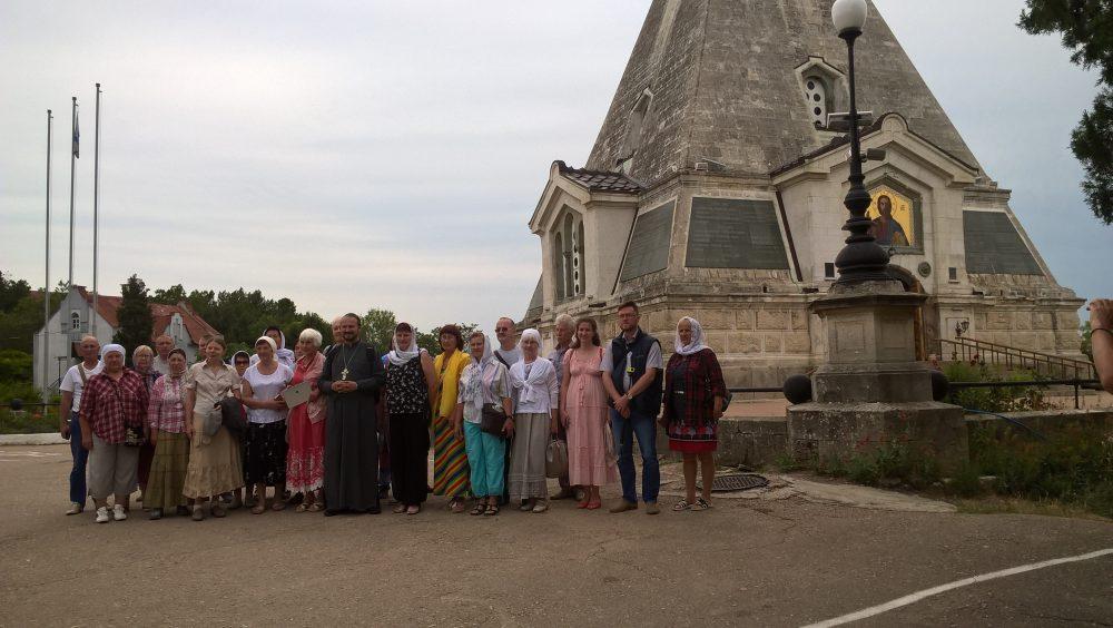 Пензенские паломники совершили паломничество по святым местам Крымского полуострова