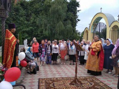Память святых Царственных страстотерпцев почтили в Покровском архиерейском соборе