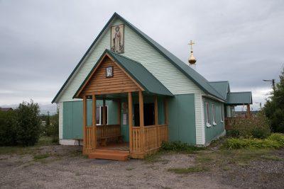 В день памяти пророка Илии митрополит Серафим совершил Литургию в Ильинском храме села Бессоновка