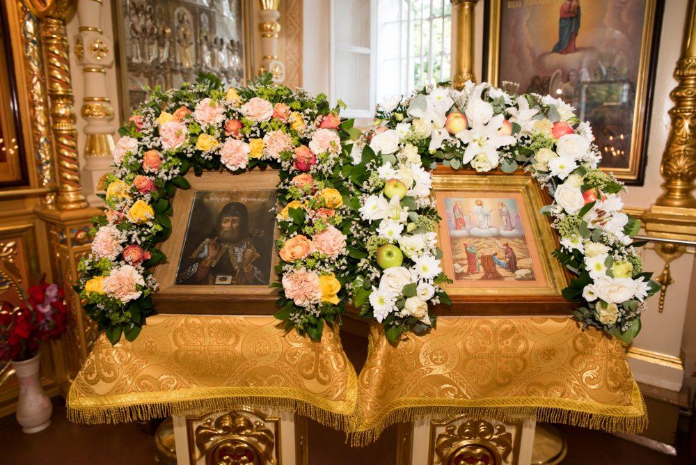 В канун престольного праздника митрополит Серафим совершил всенощное бдение в Митрофановском храме Пензы