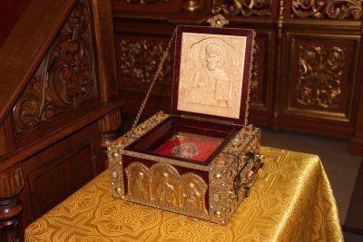 В Пензу прибудут мощи святителя Николая Чудотворца