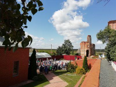 Праздник явления иконы Пресвятой Богородицы во граде Казани в Казанско-Богородицком мужском монастыре