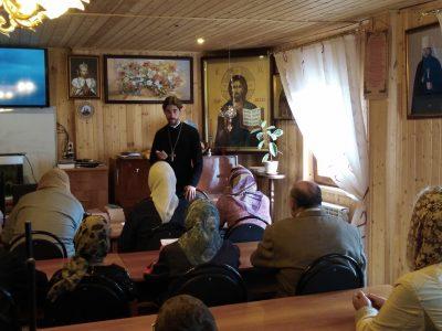 В Бессоновке прошел православный лекторий, посвященный памяти святой Марии Магдалины