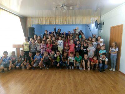Воспитанники городищенской воскресной школы посетили выступление театральной студии