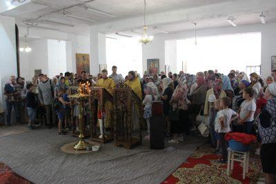 В храмах города Заречного состоялся молебен перед началом нового учебного года