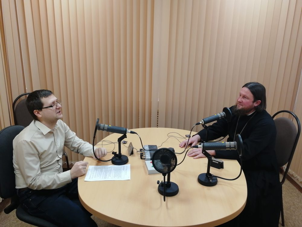 Мир Православия. Продолжение беседы о Великом посте