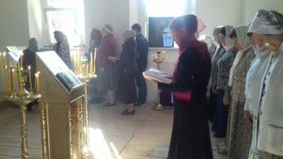 Впервые за долгое время в кладбищенском храме в честь Алексия, человека Божия, в селе Верхний Ломов совершена Литургия